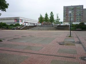 Berliner Platz unten