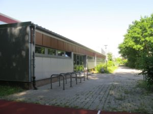 Turnhalle Hamburger-Allee 124