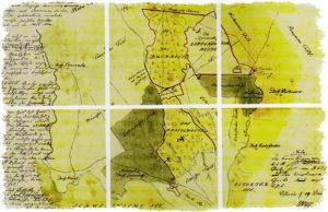Das Gebiet des Großen Dreesch vom 19. Januar 1769.