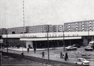Kaufhalle Talliner Straße