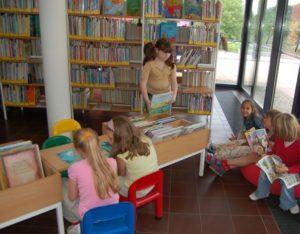 Stadtteilbibliothek Neu Zippendorf